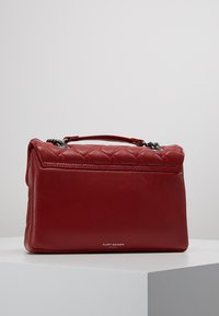 Kurt Geiger London - KENSINGTON BAG - Käsilaukku - red - 2