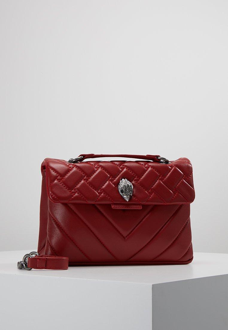 Kurt Geiger London - KENSINGTON BAG - Käsilaukku - red