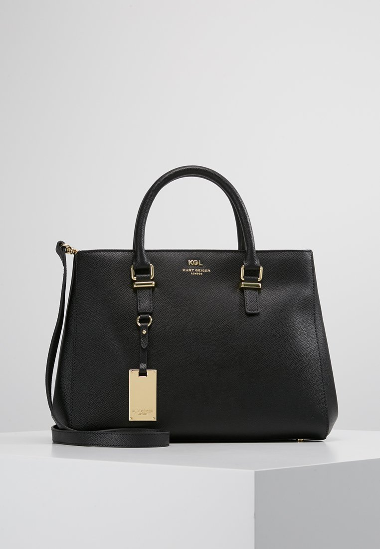 Kurt Geiger London - RICHMOND TOTE - Sac à main - black