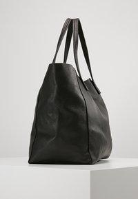 Kurt Geiger London - VIOLET HORIZONTAL TOTE - Shopping Bag - black - 3