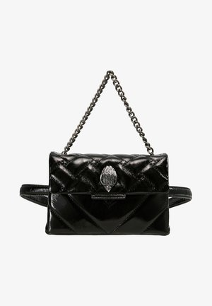 KENSINGTON BELT BAG - Ledvinka - black