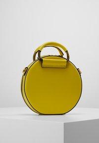 Kurt Geiger London - HARRIET CROSSBODY - Across body bag - yellow - 2