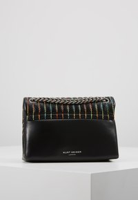 Kurt Geiger London - MINI KENSINGTON BAG - Across body bag - black/multi-coloured - 2