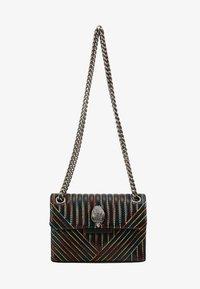 Kurt Geiger London - MINI KENSINGTON BAG - Across body bag - black/multi-coloured - 6