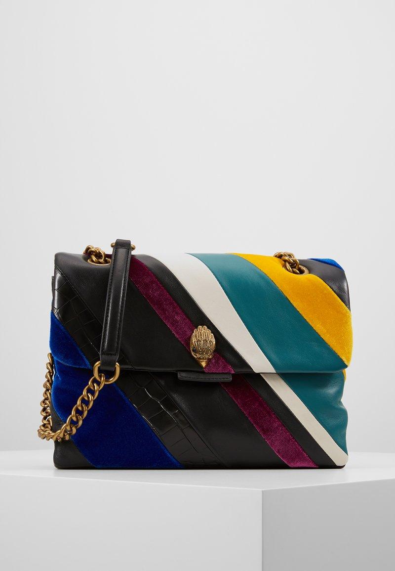 Kurt Geiger London - KENSINGTON S BAG - Handbag - black/multicolor