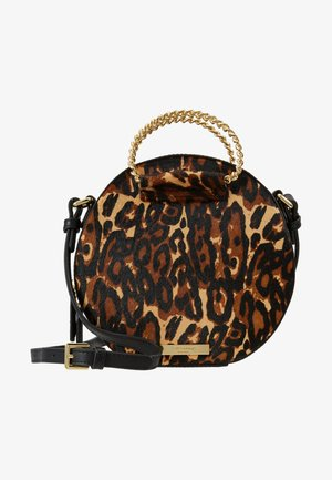 HARRIET ROUND X BODY - Torba na ramię - brown