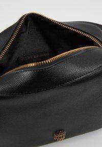 Kurt Geiger London - RICHMOND CROSS BODY - Across body bag - black - 4