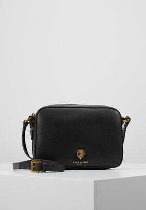 RICHMOND CROSS BODY - Borsa a tracolla - black