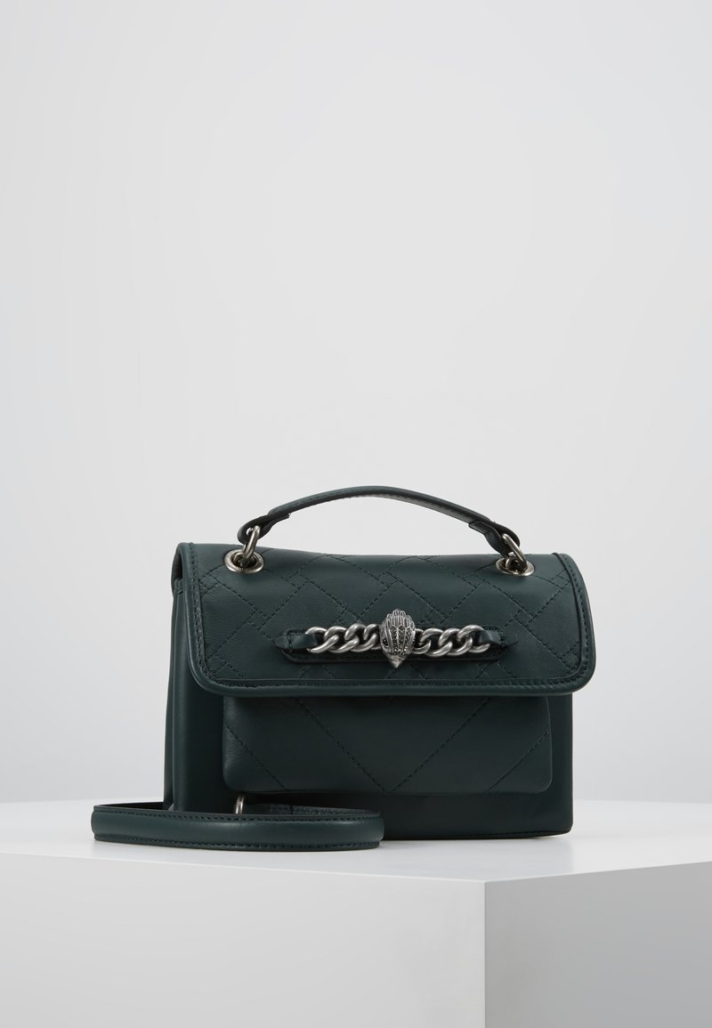 Kurt Geiger London - CHELSEA BAG - Olkalaukku - teal