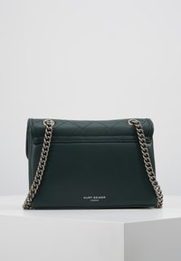 Kurt Geiger London - CHELSEA BAG - Olkalaukku - teal - 2