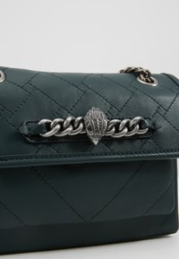 Kurt Geiger London - CHELSEA BAG - Olkalaukku - teal - 6