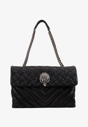 KENSINGTON BAG - Bolso de mano - black