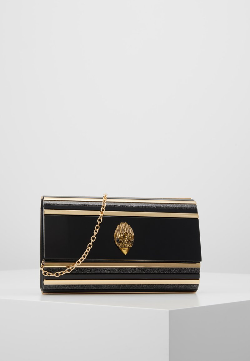 Kurt Geiger London - PARTY EAGLE - Clutch - black