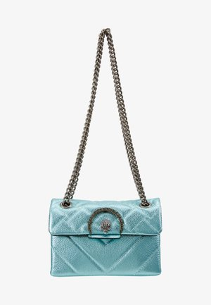 EXCLUSIVE MINI KENSINGTON BAG - Borsa a tracolla - turquoise