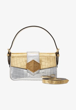 GEIGER MINI BAG - Bolso de mano - metal comb