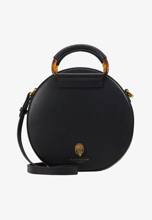 HARRIET ROUND X BODY - Handbag - black