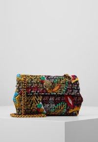 Kurt Geiger London - TWEED MINI KENSINGTON X - Across body bag - multicolor - 0