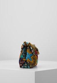Kurt Geiger London - TWEED MINI KENSINGTON X - Across body bag - multicolor - 3