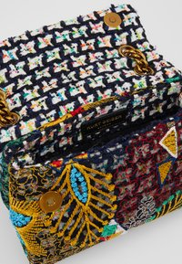 Kurt Geiger London - TWEED MINI KENSINGTON X - Across body bag - multicolor - 4