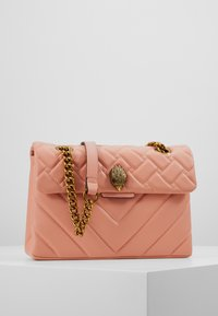 Kurt Geiger London - KENSINGTON BAG - Across body bag - salmon - 0