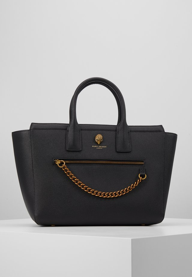 SHOREDITCH - Handtasche - black