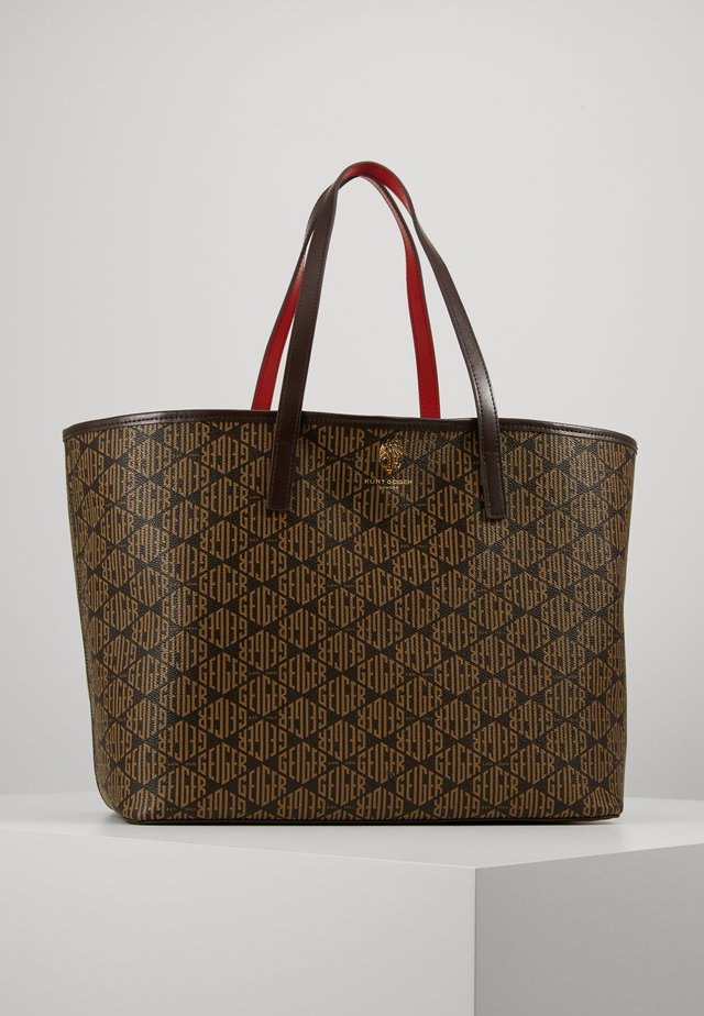 MONOGRAM RICHMOND - Handväska - brown