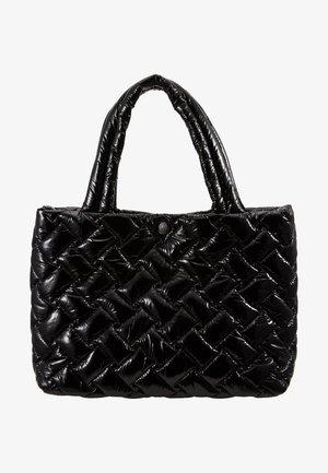 PUFFER  - Tote bag - black