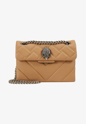 MINI KENSINGTON BAG - Across body bag - camel