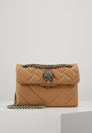 MINI KENSINGTON BAG - Across body bag - camel