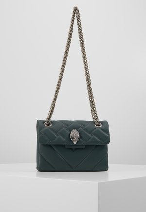 MINI KENSINGTON BAG - Olkalaukku - teal