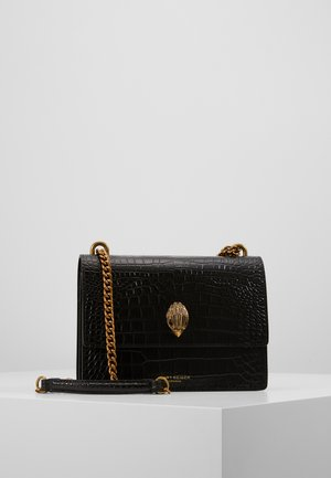 SHOREDITCH CROSS BODY - Torba na ramię - black