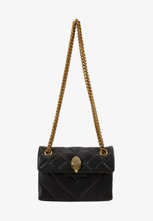MINI KENSINGTON X BAG - Bandolera - black