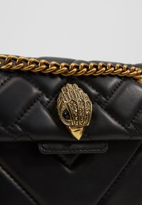 Kurt Geiger London - MINI KENSINGTON X BAG - Olkalaukku - black - 2