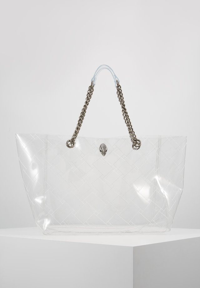 KENSINGTON - Shopping Bag - white