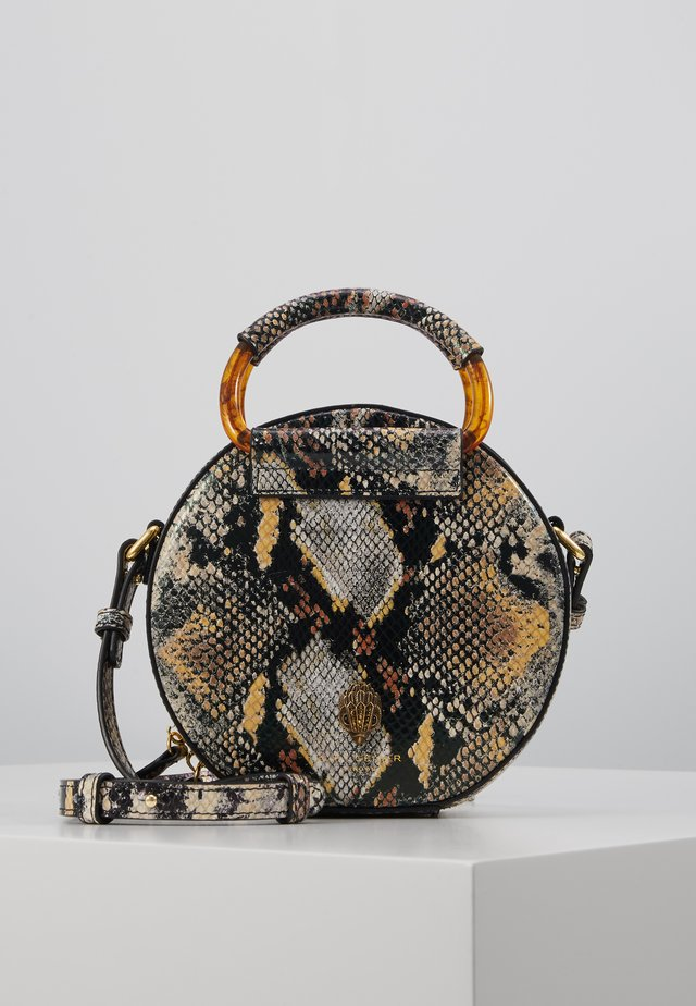 HARRIET MINI ROUND - Handbag - multi