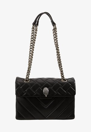 KENSINGTON BAG - Bandolera - black/comb