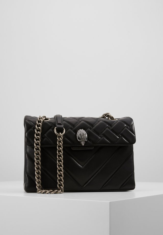 KENSINGTON BAG - Umhängetasche - black/comb