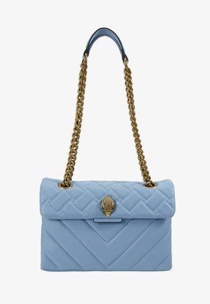 KENSINGTON BAG - Across body bag - pale blue