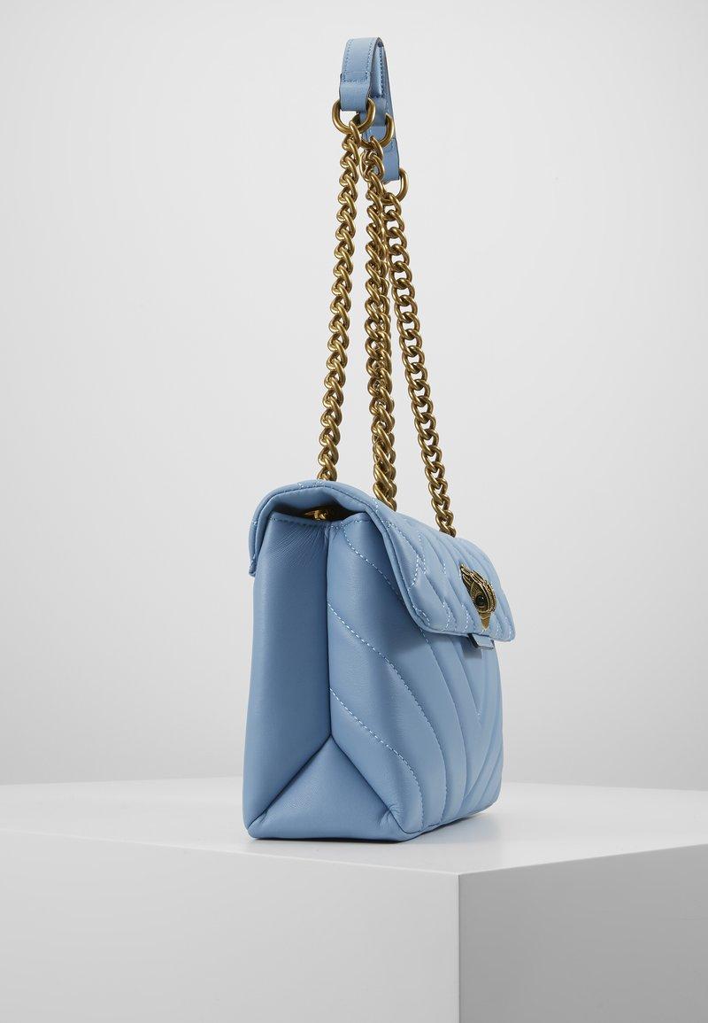 Kurt Geiger London - KENSINGTON BAG - Torba na ramię - pale blue
