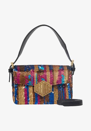 GEIGER MINI BAG - Bolso de mano - gold comb