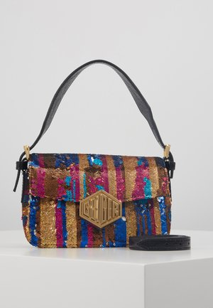 GEIGER MINI BAG - Torebka - gold comb