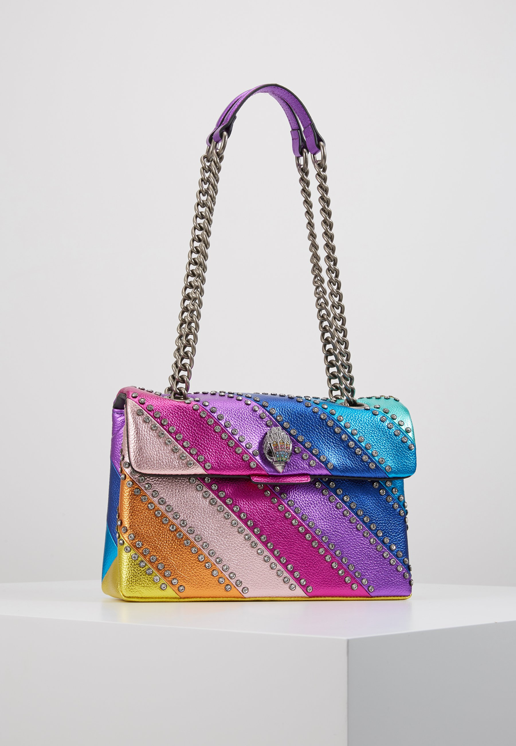 Kurt Geiger London Crystal Kensington Bag - Torba Na Ramię Multi-coloured
