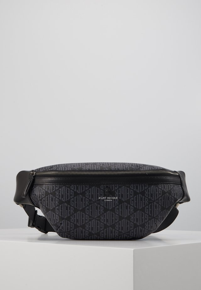 BRIXTON BELT BAG - Umhängetasche - grey