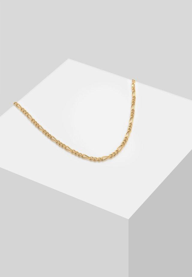 OXIDIERT - Halskette - gold-coloured