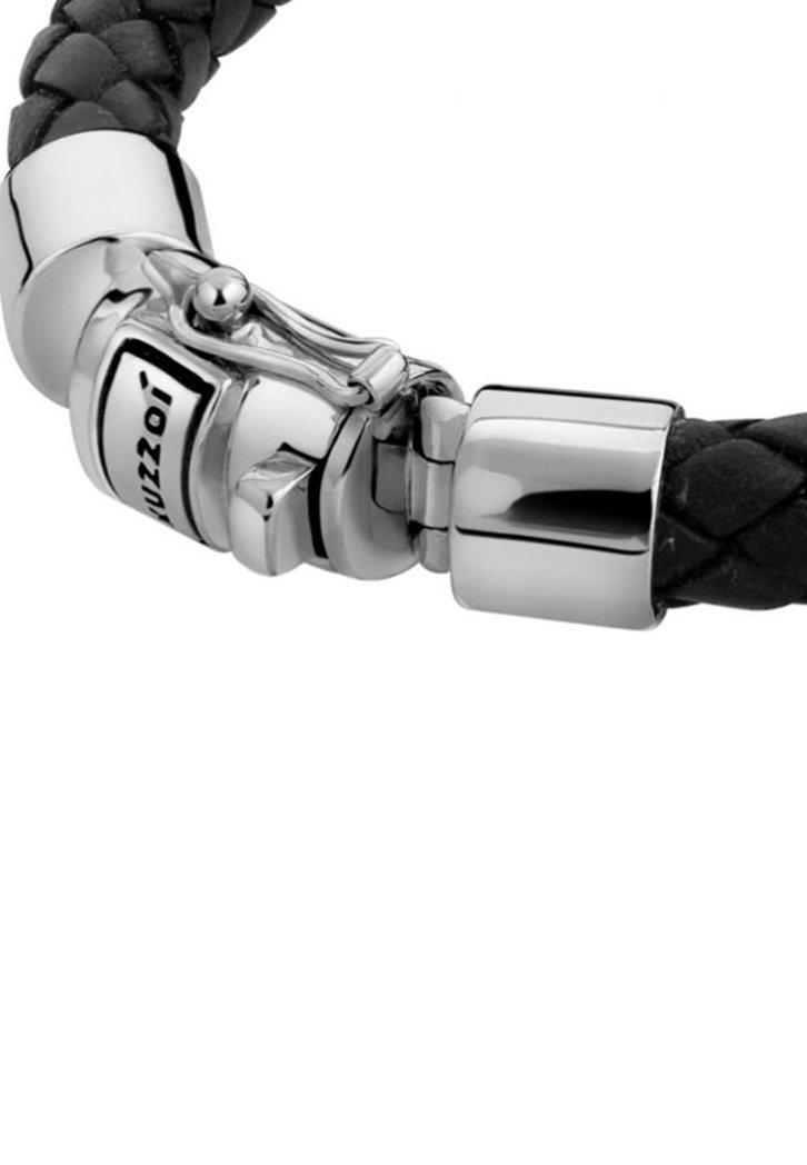 KUZZOI Armband - silver-coloured