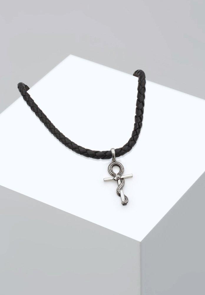 Kuzzoi - Halskette - silver-coloured