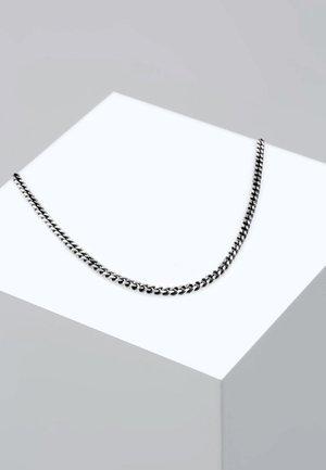 BASIC - Halskette - silver-coloured