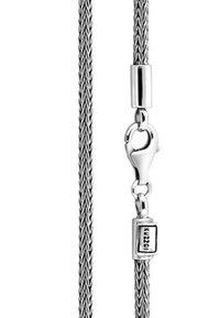 KUZZOI - Halskette - silver coloured - 4