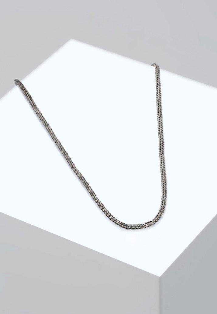 KUZZOI - Halskette - silver coloured