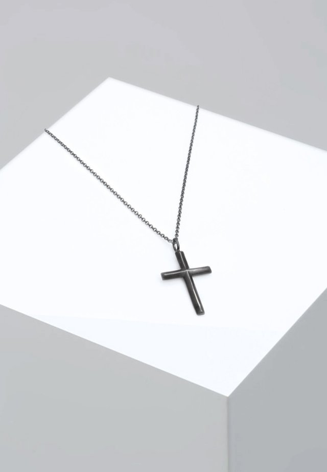 KREUZ - Necklace - silver-coloured